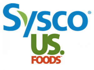 Commerical account can order from Sysco